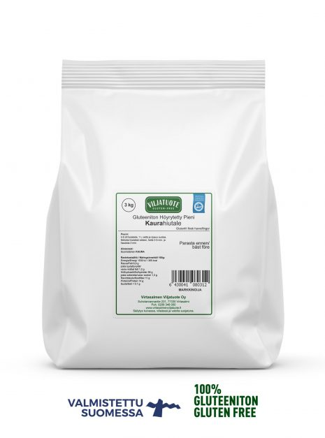 small oat flakes 3kg