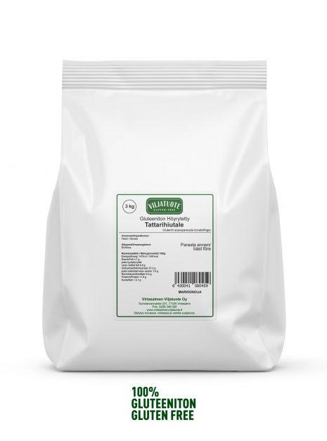 buckwheat flakes 3kg