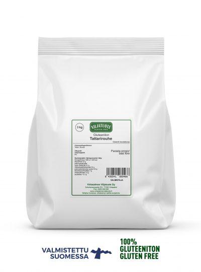 gluten-free crushed buckwheat groats