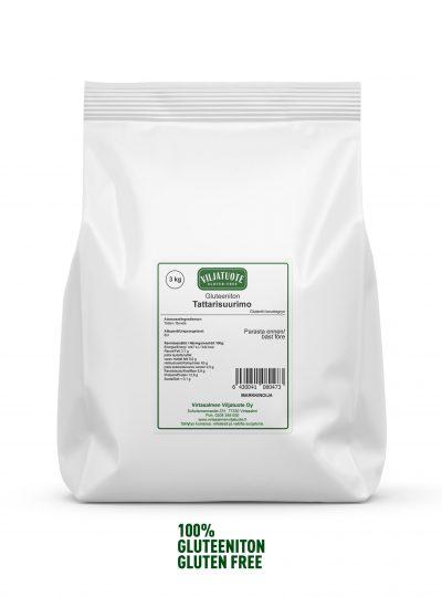 gluten-free buckwheat groats 3 kg