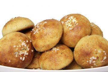 Gluten-free small buns (Finnish Pulla)