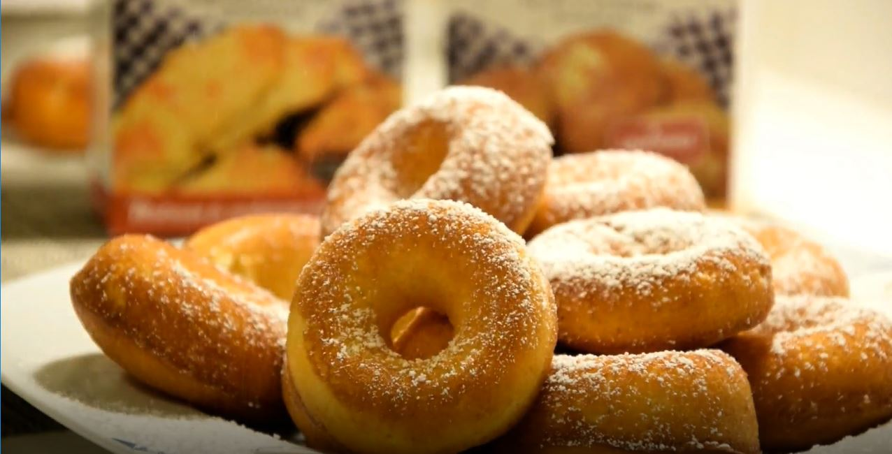 Gluteenittomat donitsit