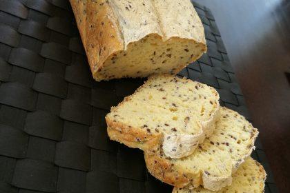 Gluten-free millet loaf bread