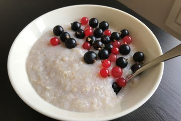 Start your day with this delicious gluten-free buckwheat porridge!