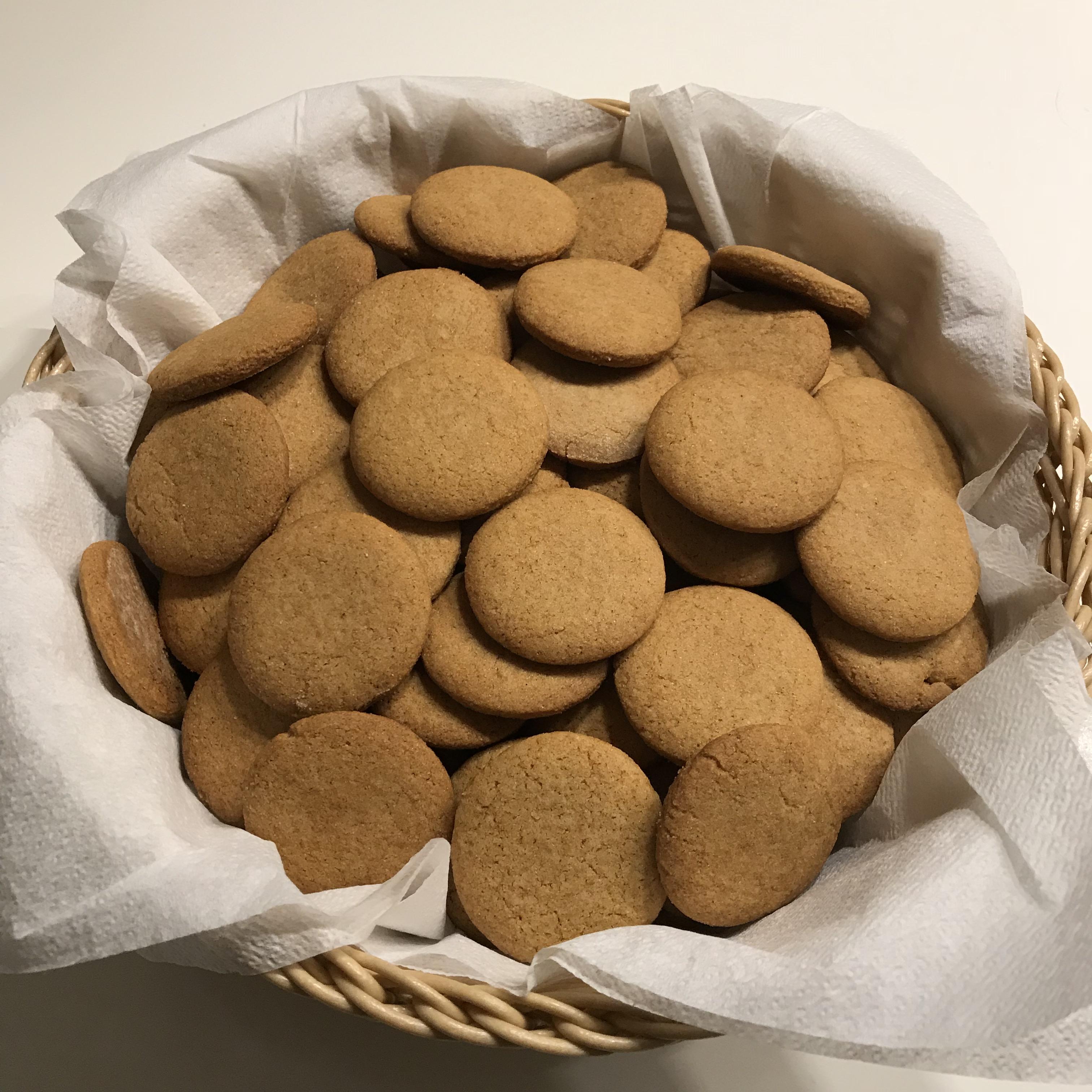 Gluten-free biscuits
