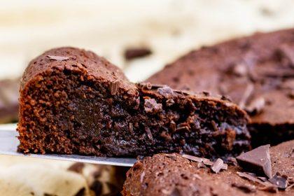 Gluten-free mud cake