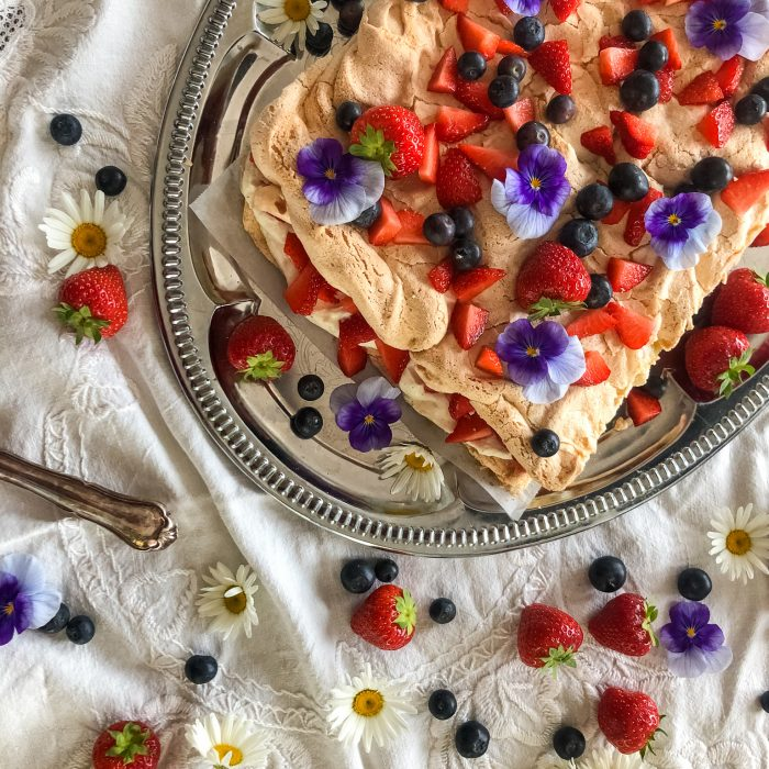 Gluten-free brita cake