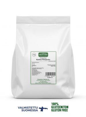 gluten-free coarse rice flour