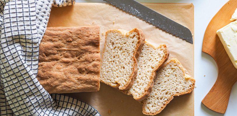 Gluten-free loaf bread