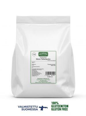 gluten-free fine buckwheat flour 3 kg