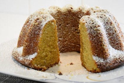 Gâteau au yaourt sans gluten