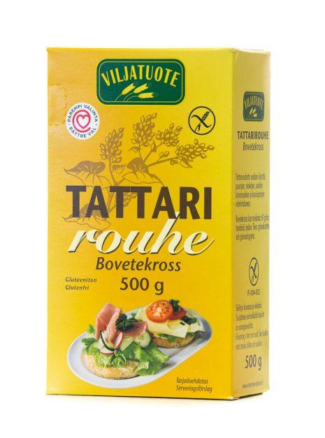 Gluteeniton Tattarirouhe