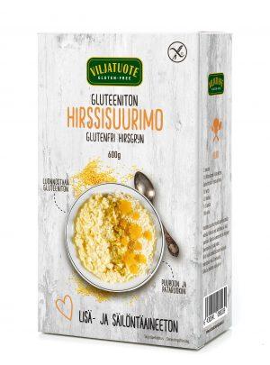 millet sans gluten