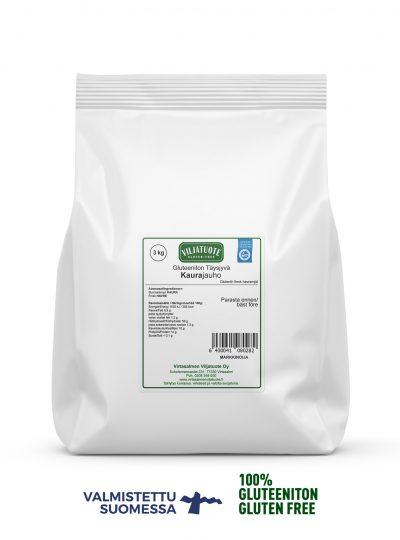 Farine d'avoine sans gluten 3 kg