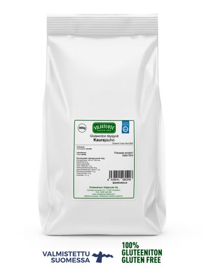 Farine d'avoine sans gluten 800 g