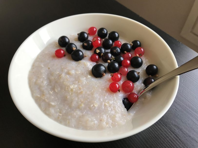 Porridge de sarrasin sans gluten