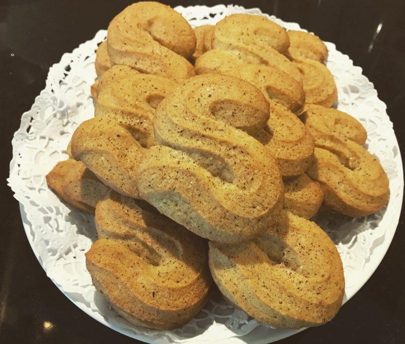 Biscuits à la cannelle sans gluten