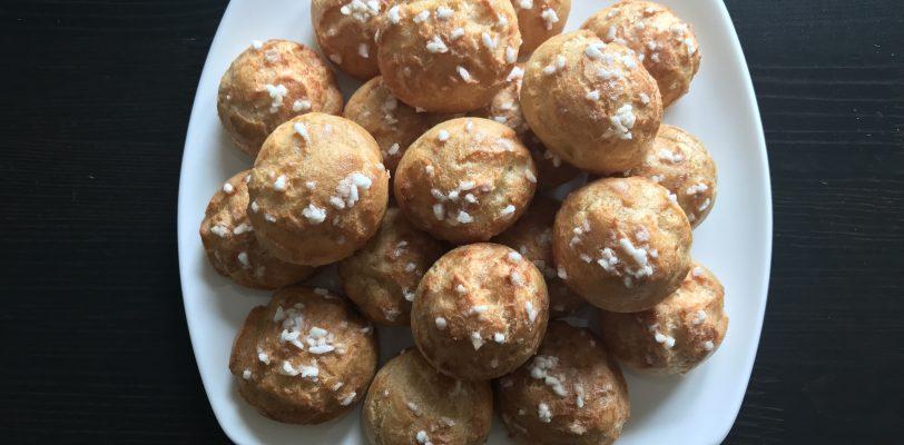 Pâte à choux sans gluten