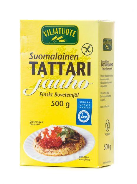 Gluteeniton Suomalainen Tattarijauho