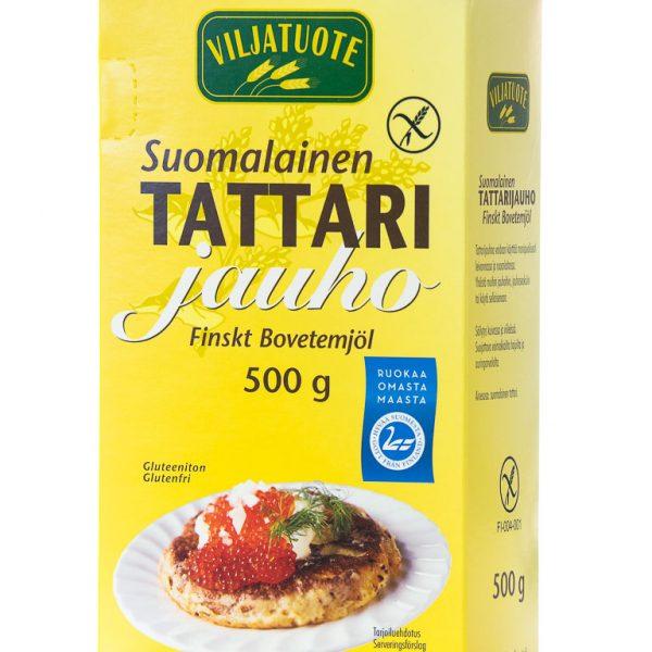 Suomalainen Tattarijauho