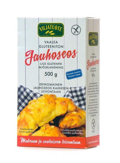 Vaalea gluteeniton jauhoseos 500 g