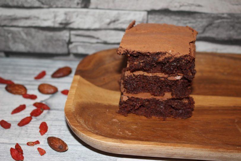 Gluteeniton Brownies