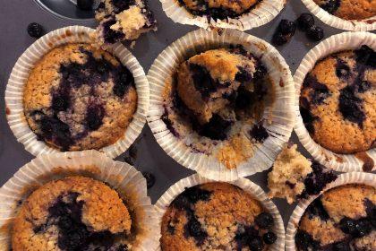 gluteenittomat_mustikkamuffinssit