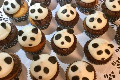 Gluteenittomat Pandamuffinssit