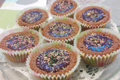 Gluteenittomat Suklaamuffinssit