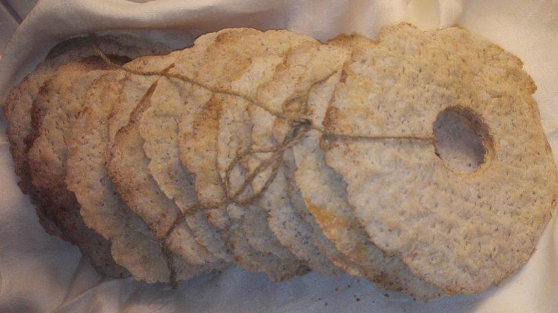Gluteeniton Näkkileipä