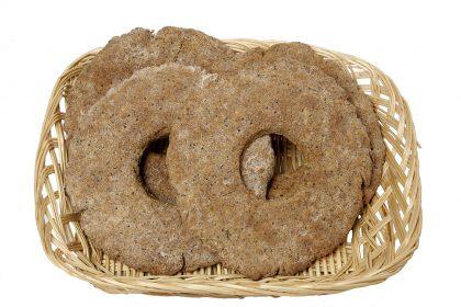 Gluteeniton Reikäleipä