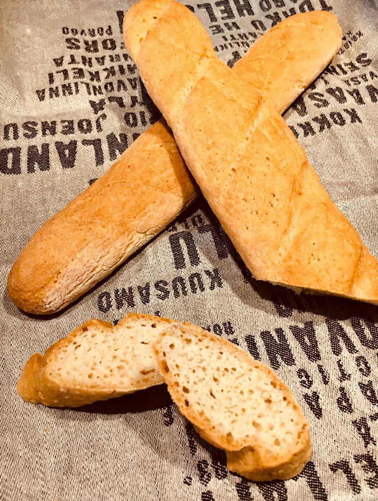 Gluteenittomat ranskalaiset patongit