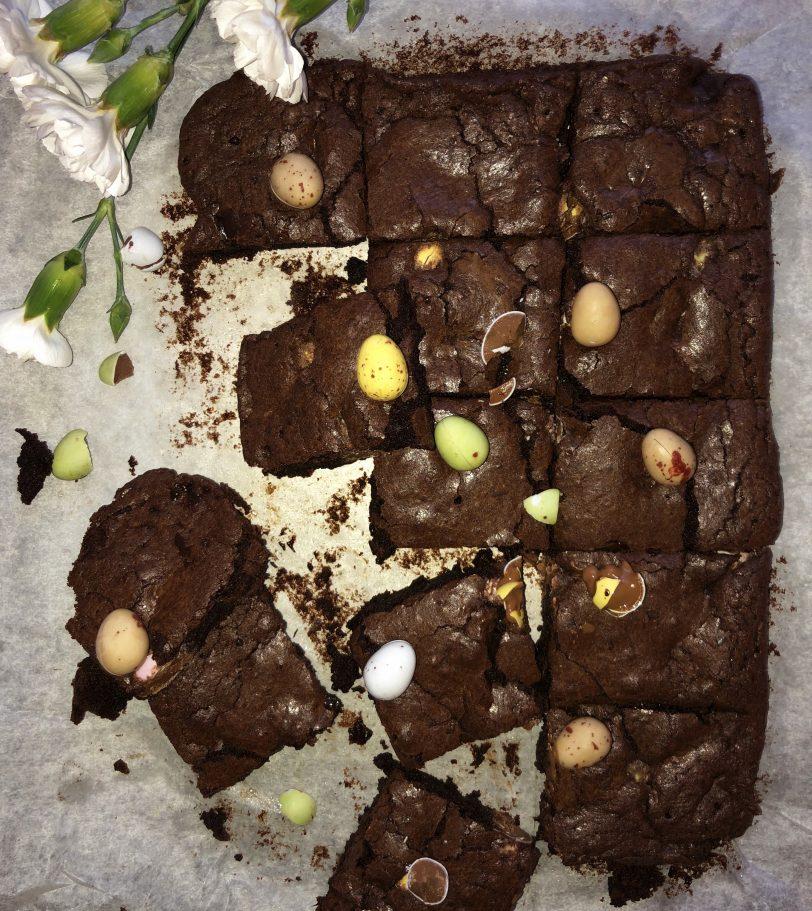 Gluteeniton brownie