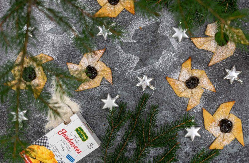 Gluteenittomat joulutortut