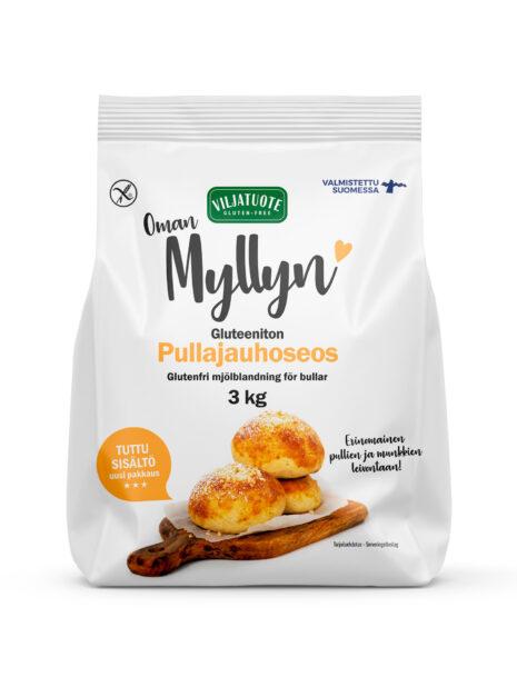 Virtasalmen Viljatuote Gluteeniton Pullajauhoseos 3kg
